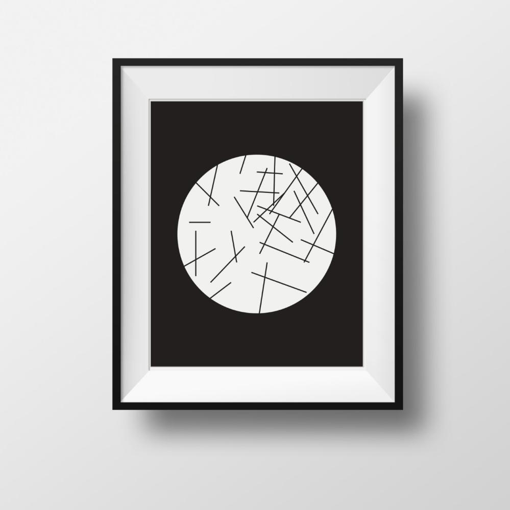 De jolis jolis tableaux parfaits pour la dco minimaliste de votre appartement  Joli Joli Design