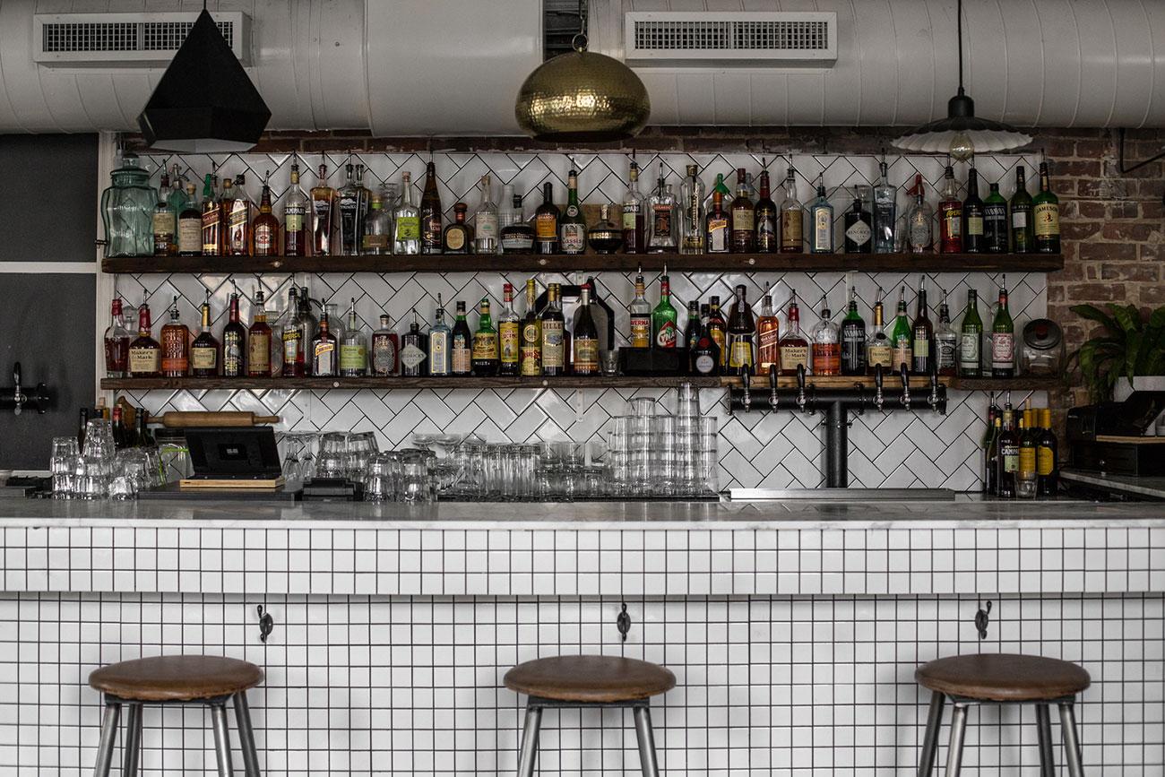 L Appartement 200 le bar le plus invitant de Montral