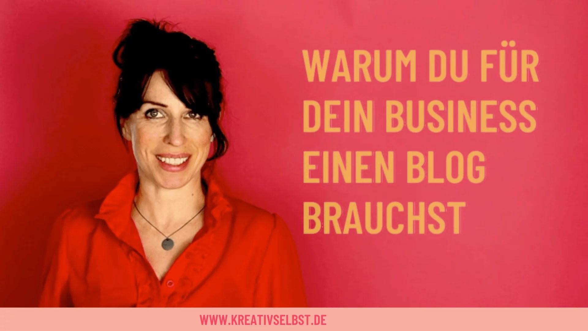 blog business