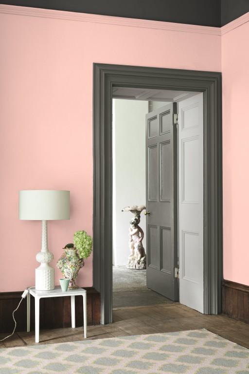 Deco Peinture Entree Couloir - Décoration de maison idées de design ...