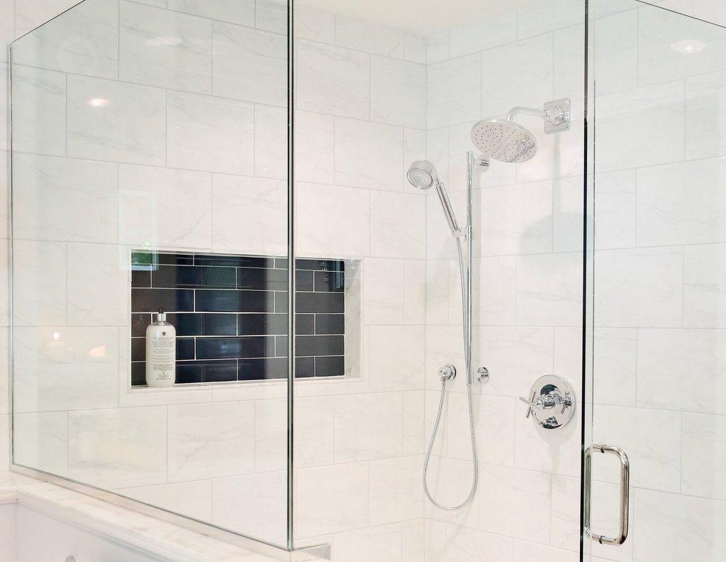 installer une niche dans la douche