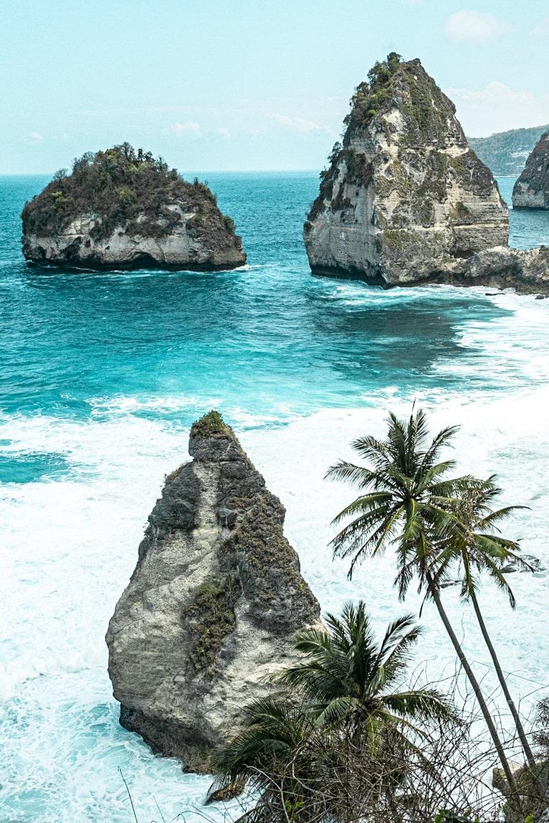 Bali : Nusa Penida, l'île des merveilles - Diamond Beach | joliscarnets.net