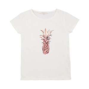 Smallable T-Shirt Pineapple Hundred Pieces