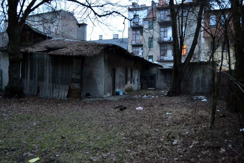 ancien ghetto de Cracovie