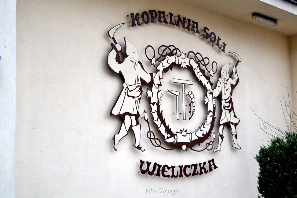 mine de sel de Wieliczka