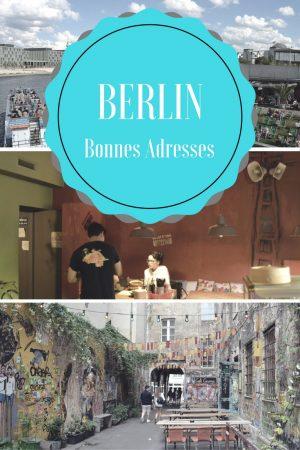City Guide Berlin en 5 jours #Berlin #Voyage #Allemagne #BonnesAdressesBerlin