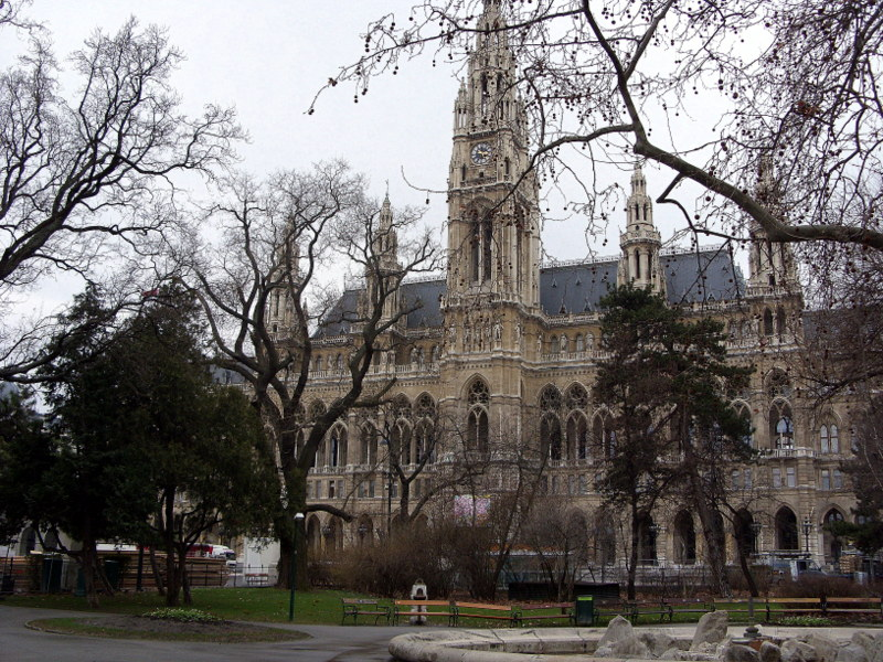 Rathaus Vienne