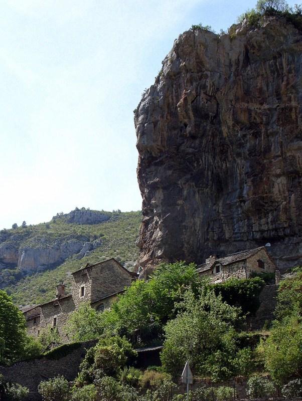Les gorges du Tarn et La Malène