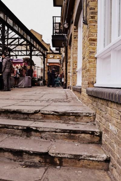 marché aux puces de Londres Camden Market