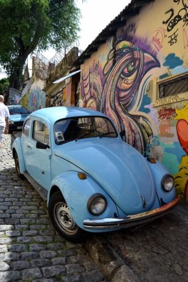 Street Art à Rio