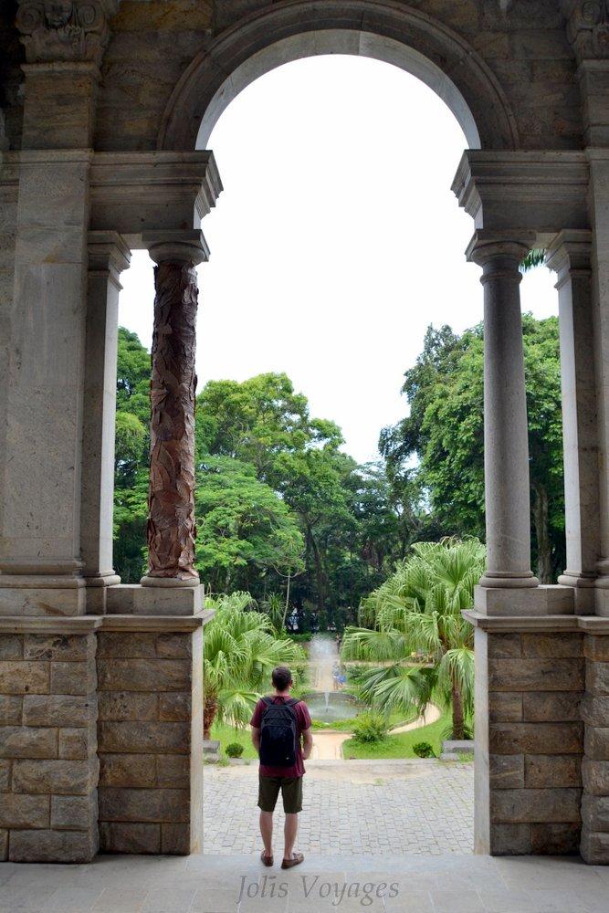 Parque Lage Rio
