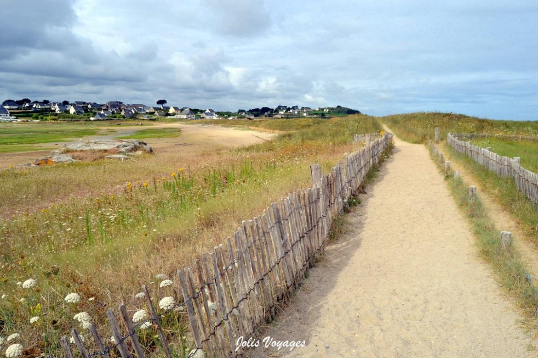 Sillon de Talbert en Bretagne