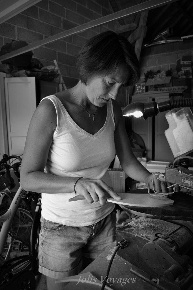 portrait creatrice Bretagne La Pharfelue
