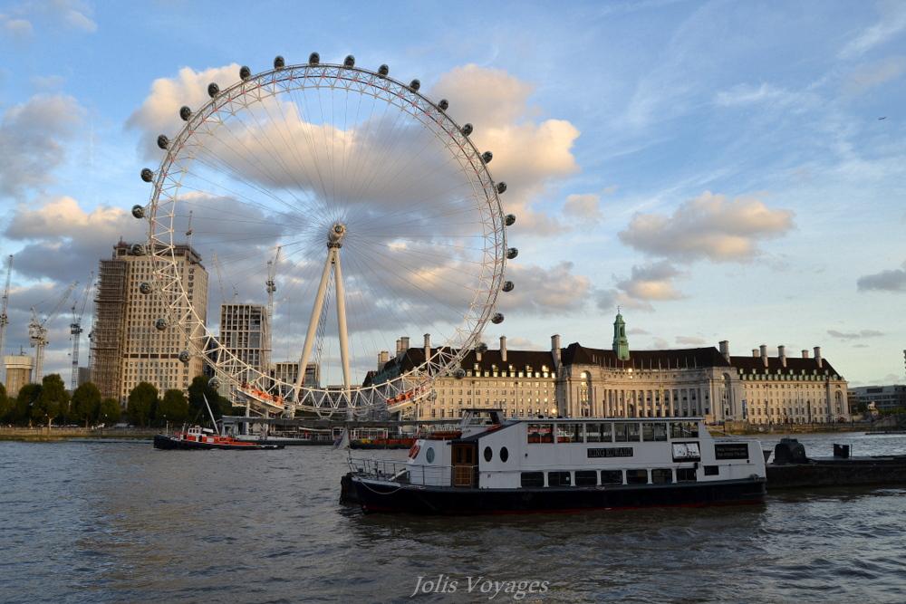 organiser voyage Londres
