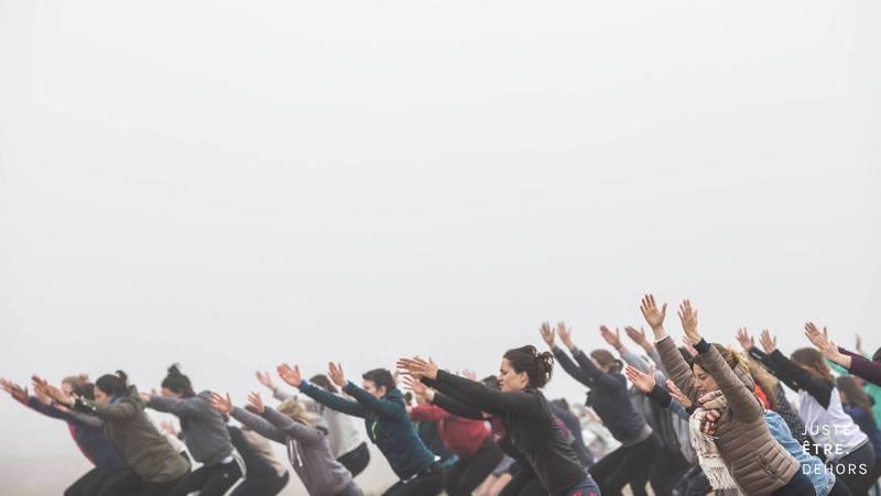premiere retraite bien-etre #Yoga