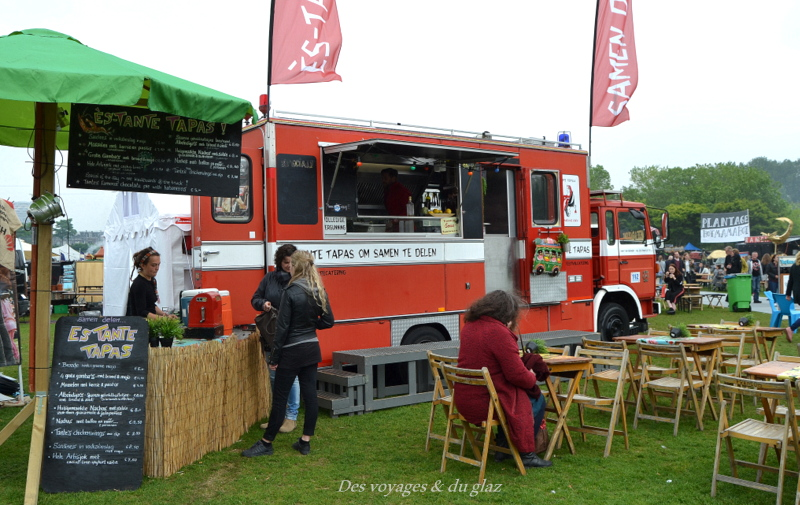 Rollende Keukens festival food truck Amsterdam