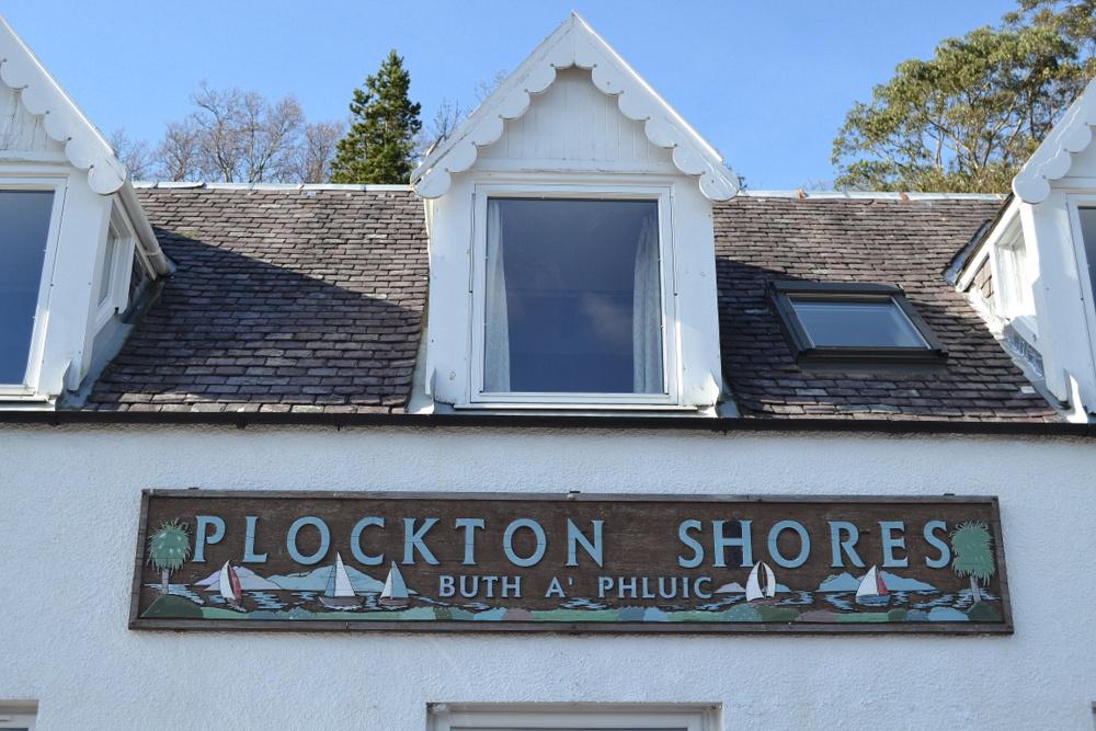 Plockton village pêcheurs Ecosse
