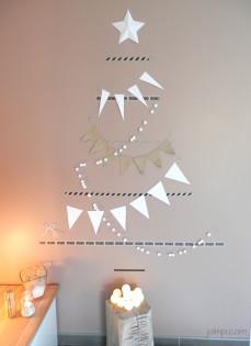 sapin-noel-mural-déco-masking-tape-jolitipi.com