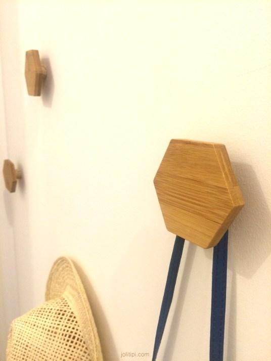 DIY patère en bois homemade Joli Tipi (2)