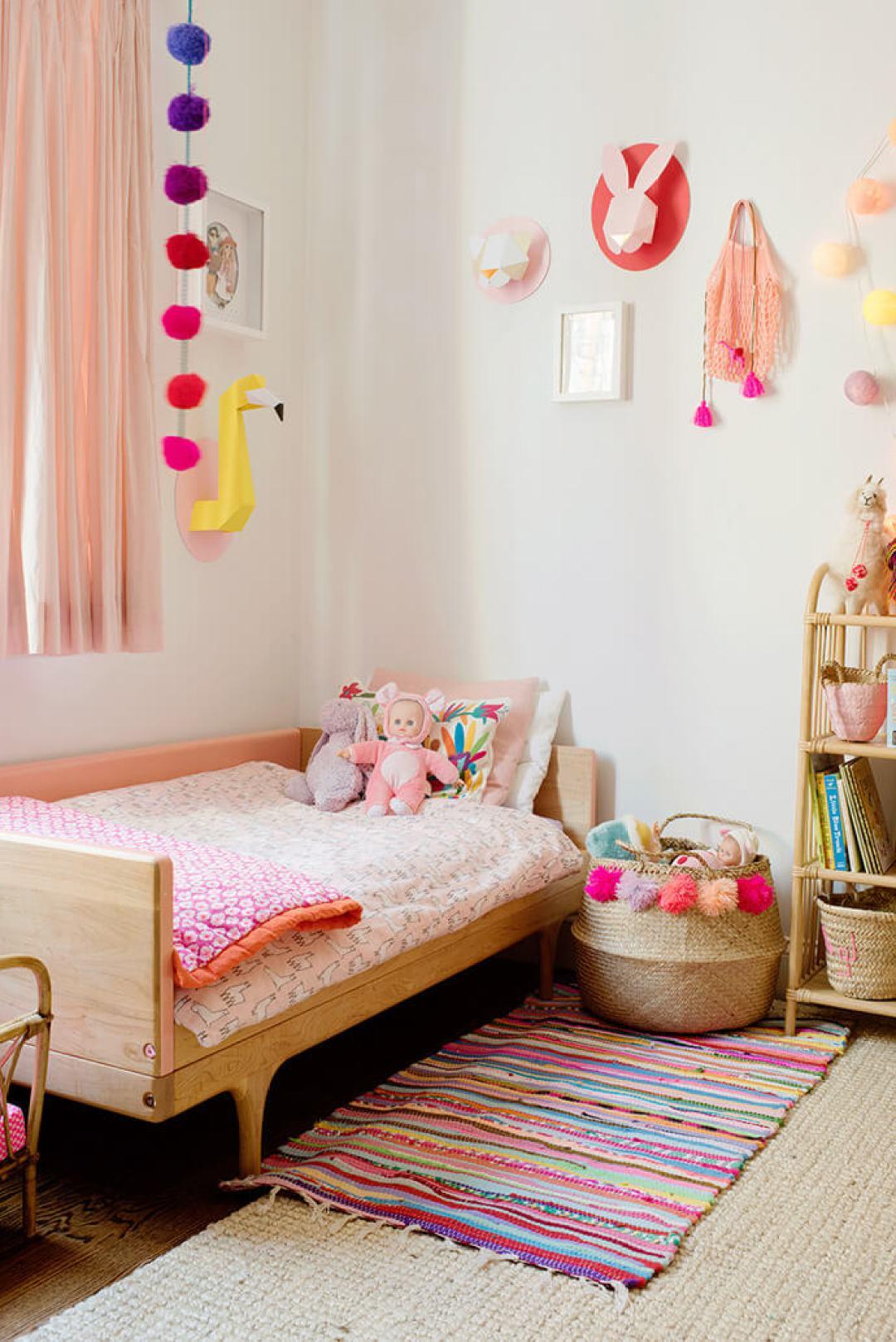 Lit d'enfant design scandinave