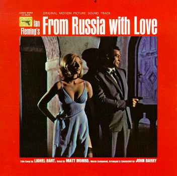 The John Barry Resource From Russia with Love
