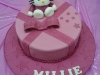Millie's birthday cake
