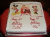Curtis and Ava's Birthday Cake