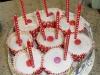 Jessica's birthday cake