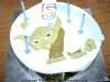 Obi Wan Birthday Cake