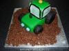 Thomas's Tractor Cake
