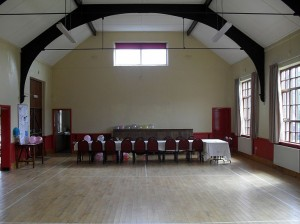 Newton Le Willows Village Hall