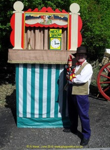 Georgian Punch And Judy Show