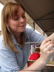 Natasha Wood Professional Face Painter
