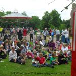 British Legion Day, Stockton, June 2011