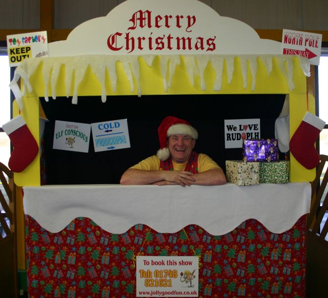 Jolly Good Productions, Christmas Puppet Show
