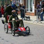 Cart Race