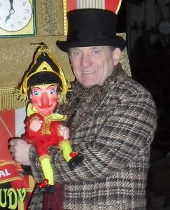 Victorian Punch and Judy Show