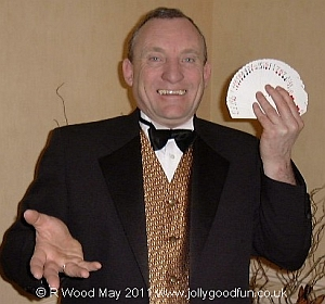 Wedding Magician, Yorkshire and The North East