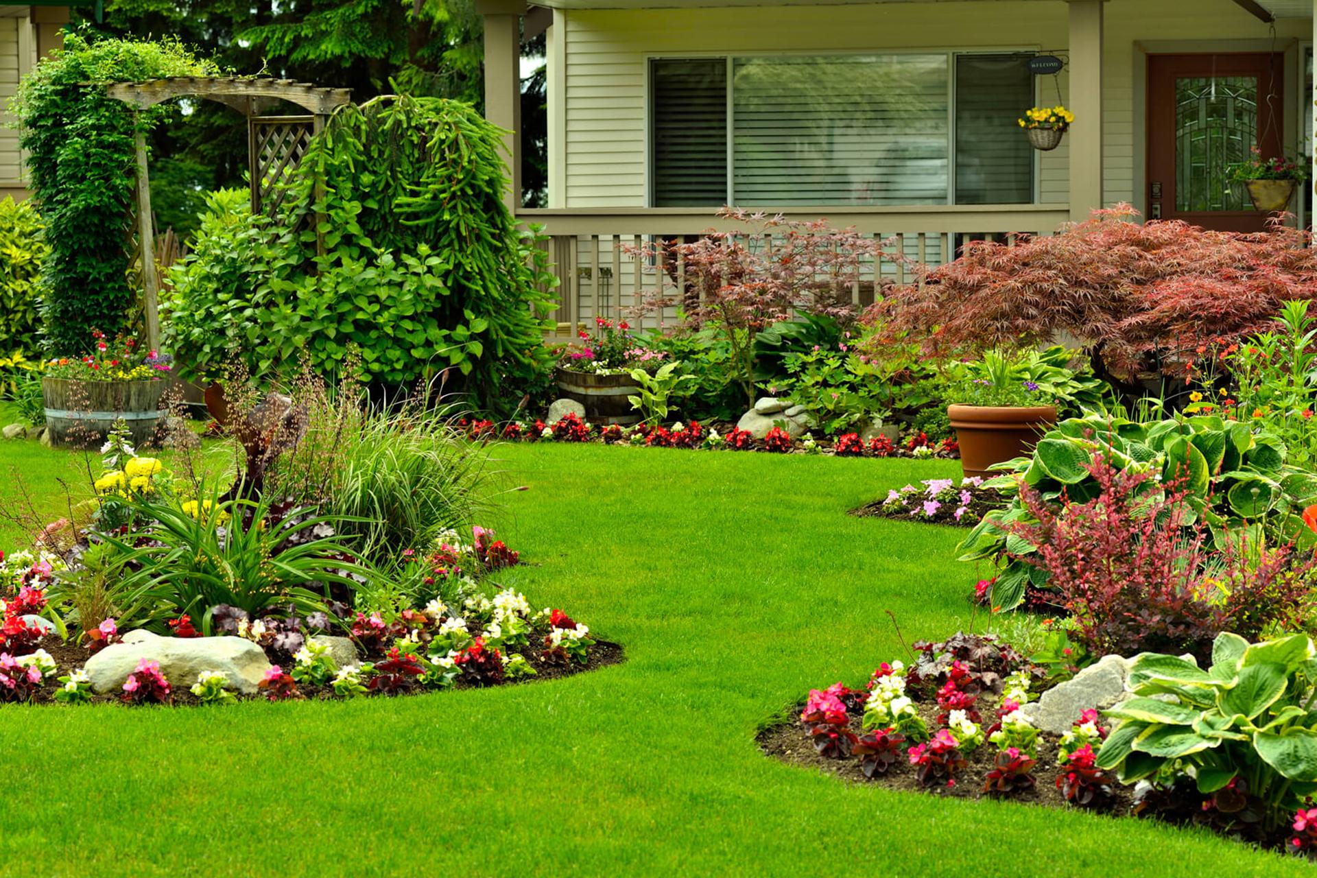 Image result for Garden Design Services istock