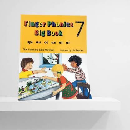 FingerPhonicsBigBook7