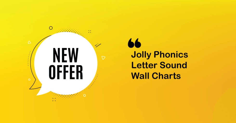 NewOfferJolly Phonics Letter Sound Wall Charts