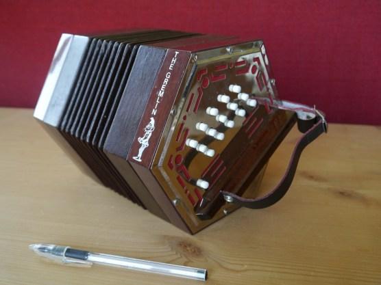 Gremlin Anglo Concertina
