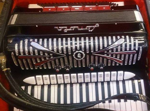 Sonola piano accordion
