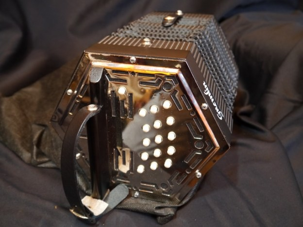 Stagi Anglo Concertina 30 key G/D