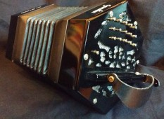 Stagi Anglo Concertina side 2