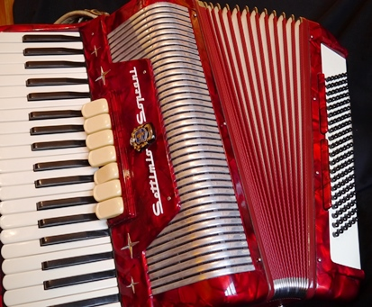 Settimio Soprani piano accordion