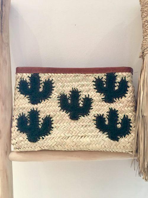 pochette cactus