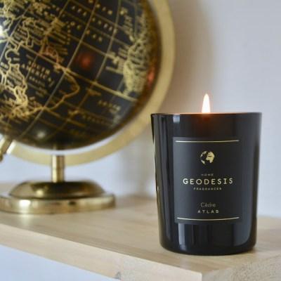 bougie parfumée Cèdre de l'Atlas