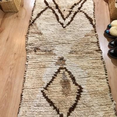 tapis berbère vintage
