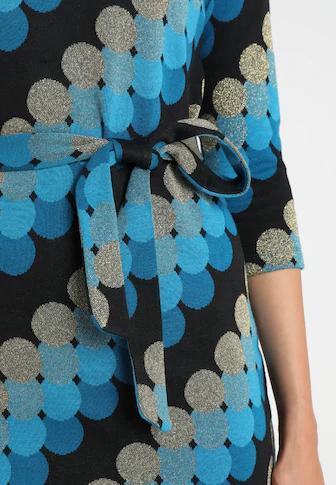 robe mini à pois disco